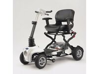 TGA Maximo folding mobility scooter, AS NEW