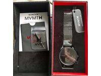 MVMT Watch - Slate (Never worn)