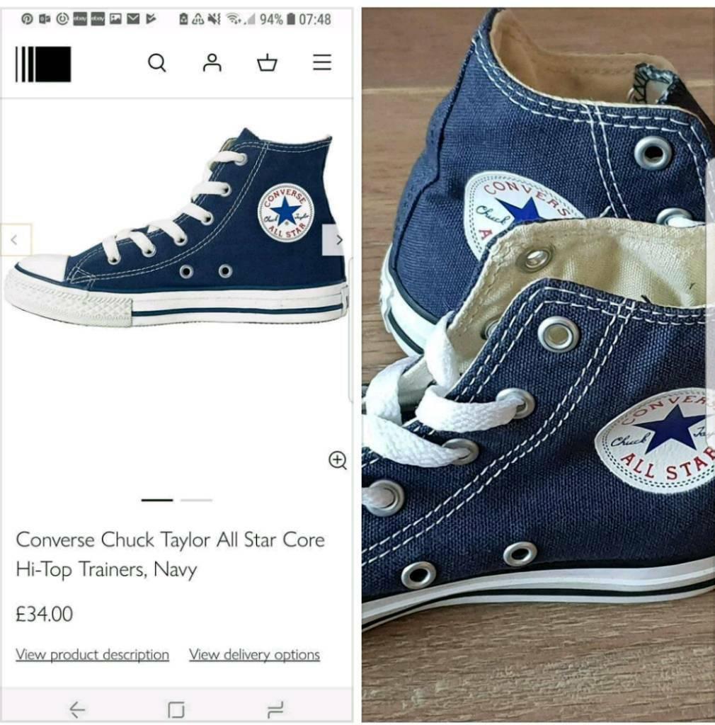 cbdc4edb68d3aa Converse size 12