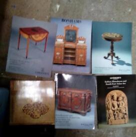 Bonham's cataloges