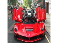 LP PRESTIGE LUXURY SUPER CAR HIRE LONDON