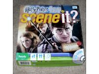 Harry Potter The Complete Cinematic Journey Scene It ? DVD Family Game