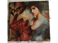 ENYA- WATERMARK LP 33rpm. WEA 1988. Lyric inner. Clean!