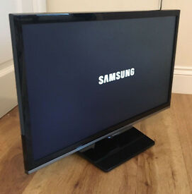 22in SAMSUNG LED 1080p TV - FREEVIEW HD - WARRANTY