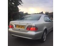 Mercedes CLK 230 - Low Mileage - Open To Offers