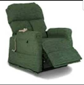 Electric Riser/recline mobility chair