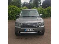 Range Rover vogue virtual dash etc 2010-2012 TDV8 Full History tv no swap px