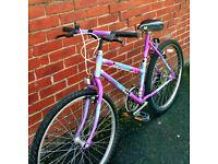 Ladies Raleigh Cassis Bike