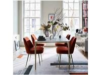 west elm Canto 6 Seater Dining Table