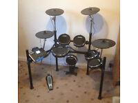 ALESIS DM10 STUDIO KIT Professional Six-Piece Electronic Drum Set