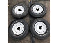 Land Rover Defender steel wheels
