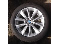 BMW X3 wheels & winter tyres