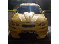 Modified mgzr £800