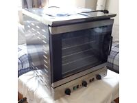 Burco commercial oven CTCO01 BC 1/1 GN 3KW Excellent condition