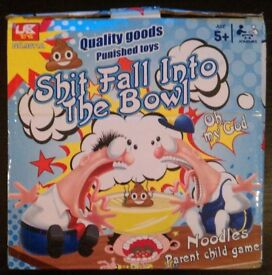 'Sh*t Fall Into The Bowl' Game