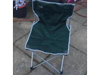 HiGear Camping Chair with Carry Case