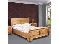 £165 Jackdaw king bed fantastic deal