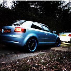 Audi a3 quattro sport tdi year mot!
