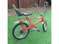 Raleigh Chopper bike be quick £60 bicycle