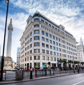 Private Office and Desk Space available in Monument, EC4 | Serviced, various sizes