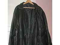 "Men's Leather Jacket - 46"" Chest"
