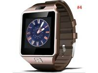 Big screen Bluetooth smart watch brand new in box in excellent and