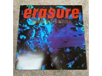 "Erasure - Ship Of Fools 12"" Single Vinyl record"