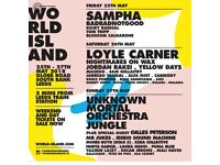 World Island Friday Ticket: Sampha