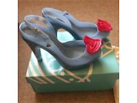 Vivienne Westwood Anglomania + Melissa Shoes Size 7