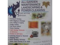 I & J Gardening & Building and property maintenance, Local and nationwide.