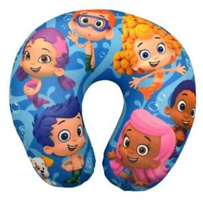 Bubble Guppies Kids' Travel Pillow