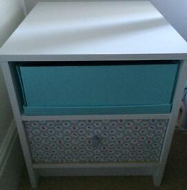 Shabby Chic Bedside Unit- spotless
