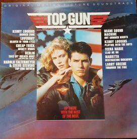 Vintage Album - Top Gun Original Motion Picture Soundtrack - 1986.