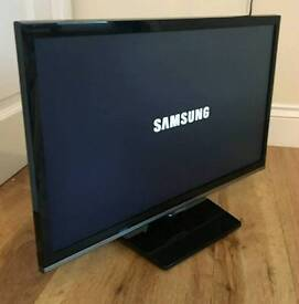 22in Samsung LED 1080p TV FREEVIEW HD WARRANTY