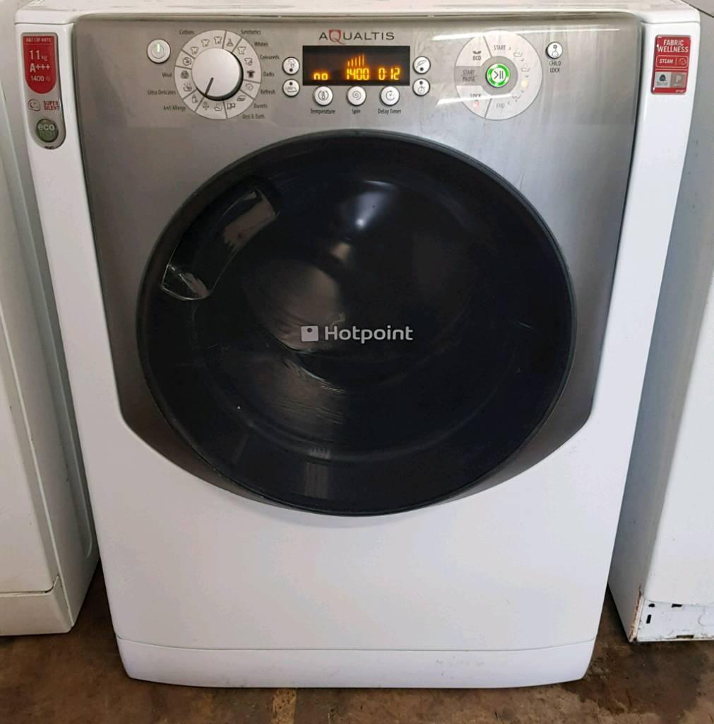 Hotpoint 11KG Washing Machine - 6 Months Warranty - £170