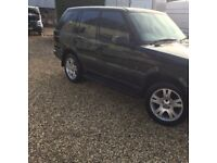 RANGE ROVER 2.5 DIESEL AUTOMATIC FULLY LOADED 4X4 MOT JAN 19 FULL LEATHER ALLOYS AIR CON
