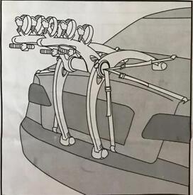 Saris 'Bones 3' bike rack- holds up to 3 bikes