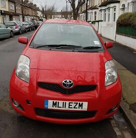 Toyota Yaris 2011 1.3L Manual For Sale