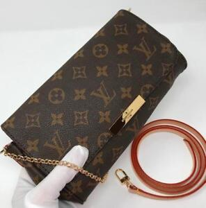 Louis Vuitton Favorite Monogram Pm MM All Prints ( More Styles Available) 3d59bef7395
