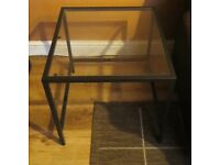 Glass Coffee table set - £20 COLLECTION ONLY