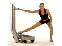 Vibrogym Weight Loss Toning Gym Machine