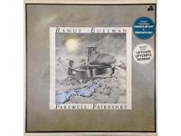 Randy Edelman - Farewell Fairbanks - Signed Vinyl LP 1976