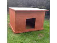 Dog kennel (medium) £30.ono..