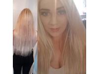 100%Hair extensions by Innovative hair by ann Great Barr Birmingham,