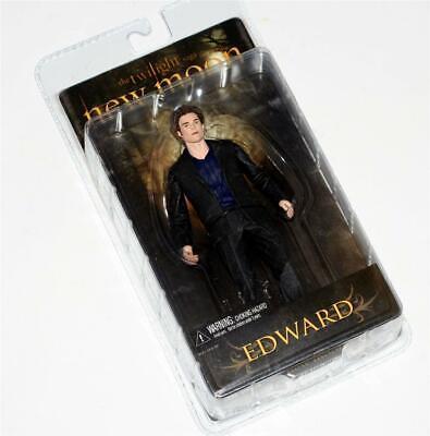"""TWILIGHT SAGA NEW MOON Robert Pattinson Edward Cullen 7"""" Polyresin ACTION FIGURE"""