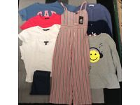 Girls bundle x9 items size 10-11 year old in excellent condition