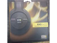 KRK SYSTEMS KNS-6400 HEADPHONES