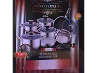 Stainless Steel Luxury Cookware