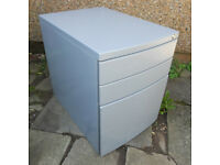 Three Drawer Metal Filing Cabinets - £25 each