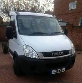 Iveco daily 35c11 chassis cab